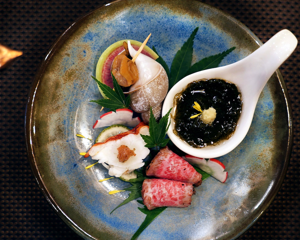 Restaurant Review: Plenty of Wagyu and Uni in Fat Cow's Chef's Table Omakase Menus, Singapore
