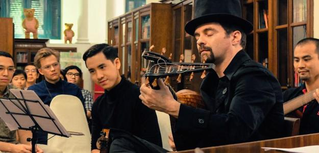SALOTTO MUSICALE BANGKOK at Neilson Hays Library