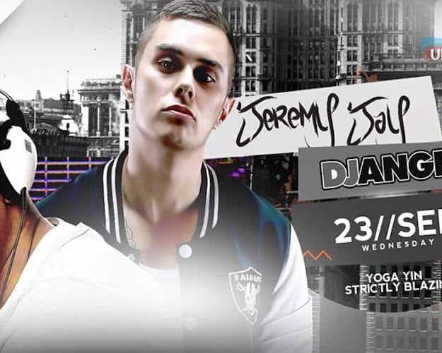 JENJA URBANIZED presents DJ ANGELO & JEREMY JAY
