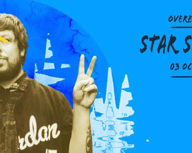 Overeasy Fullerton Presents Star Slinger (UK)