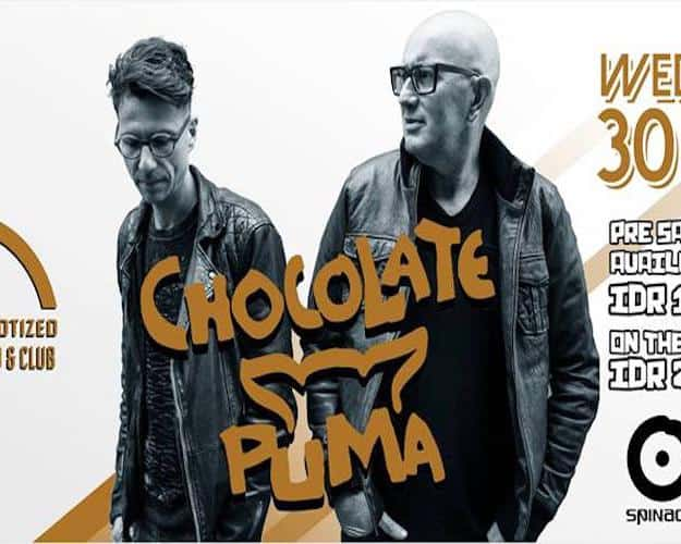 Velvet Hypnotized Presents CHOCOLATE PUMA