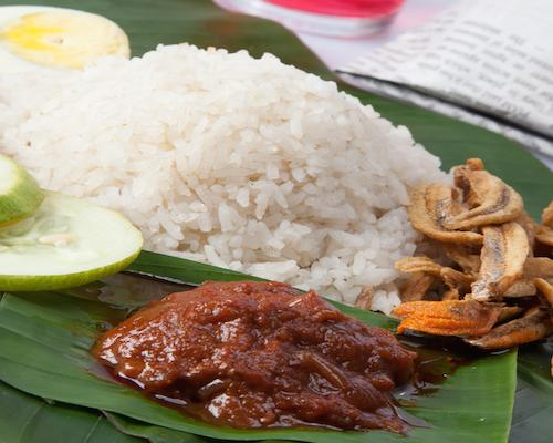 Singapore Flavours: Chef Shen Tan's guide to the top 5 Nasi Lemak in Singapore
