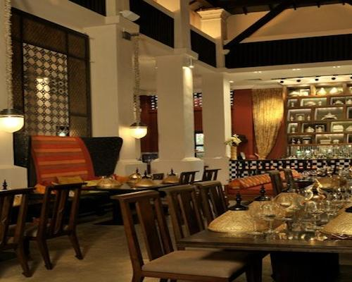 Jim Thompson – Thai Restaurant & Wine Bar