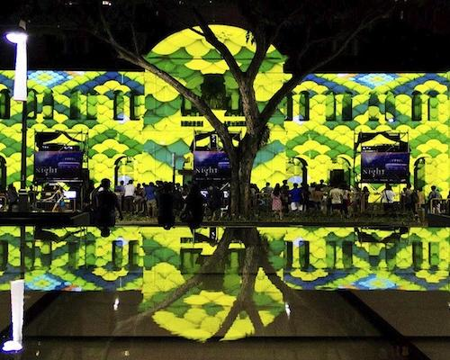 Singapore Night Festival: Art and culture hits the streets