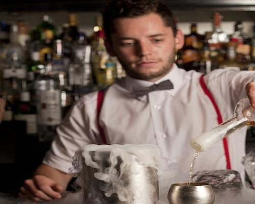 Tipple to tickle the tastebuds: Chefs with Altitude 2013