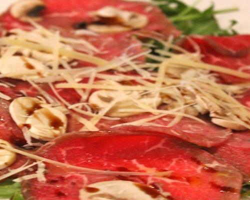 A slice of Capri Trattoria & Pizzeria