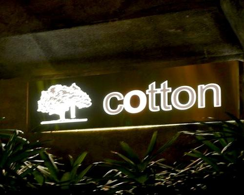 Cotton Restaurant: Dine and chill by the balmy beach (CLOSED)