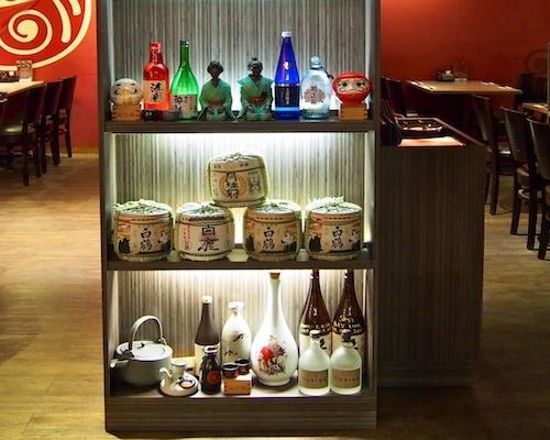 Kuru Kuru Japanese Restaurant: Survival of the inconspicuous