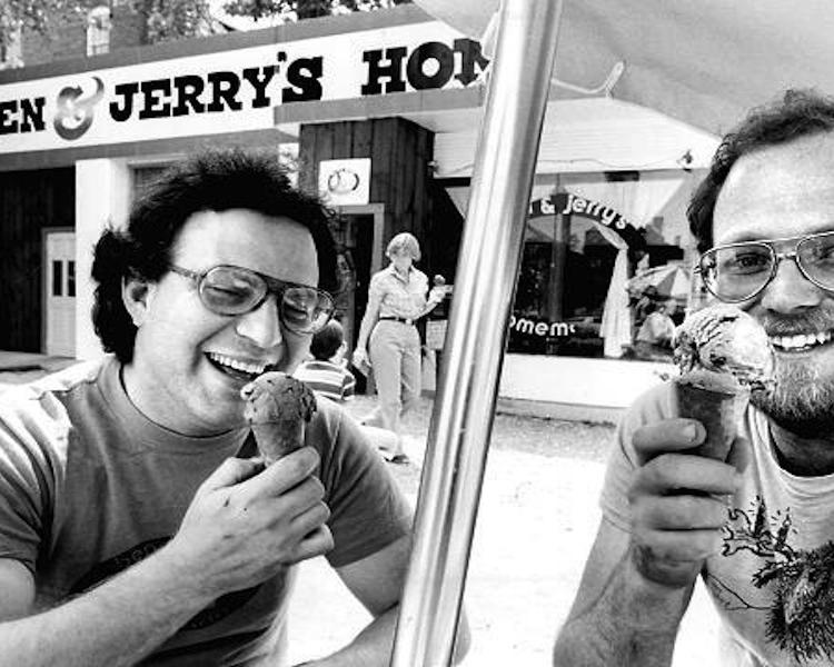 We Chat with Jerry Greenfield: Co-Founder and Former CEO of Ben & Jerry's