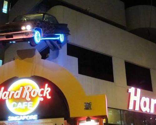 Hard Rock Cafe @ Cuscaden Rd