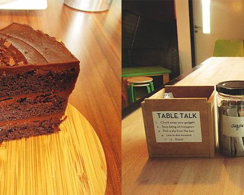 Hoopla Coffee & Kitchen: The Perfect Getaway