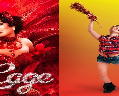 La Cage Aux Folles – Spangly and Leggy