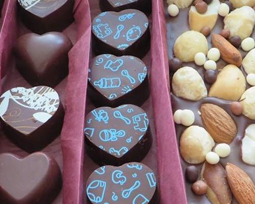 Leela's Fine Chocolates: The choco-gasm is here!