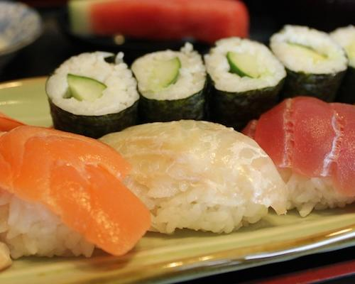 Meii Sushi – A Hole in the Wall with Dynamite Sushi