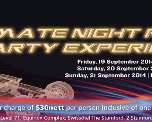 F1 Party Spotlight: New Asia