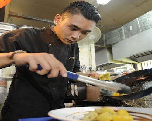 The next hawker generation in Singapore