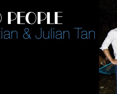10 questions with Christian & Julian Tan, Owners of Tanjong Beach Club and Lucho Loco