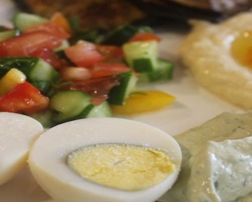 Pita and Olives: Fresh, tangy Israeli food in Suntec