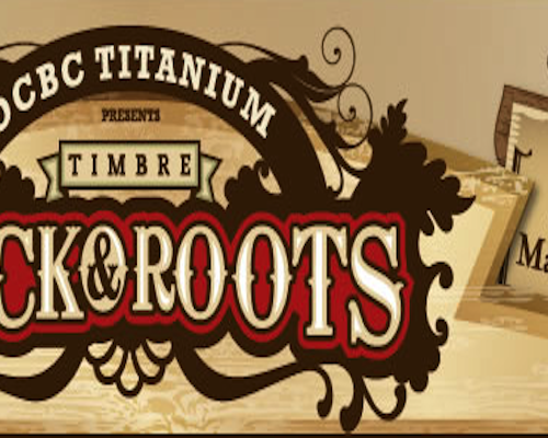 Getting down at Timbre Rock & Roots 2012
