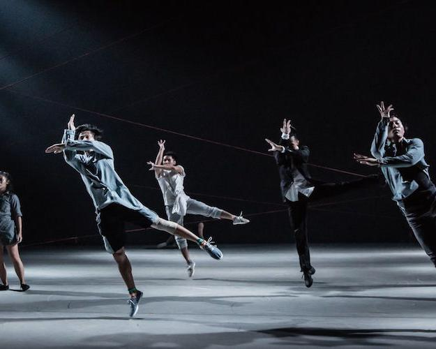Silences We Are Familiar With by T.H.E Dance Company: Review