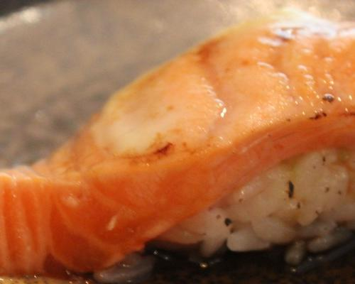 Sushi euphoria at Kaiho Sushi