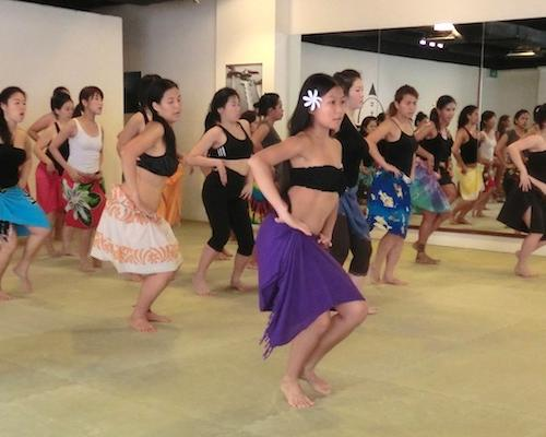 Keeping fit goes tribal with Tahitian Dance Fitness