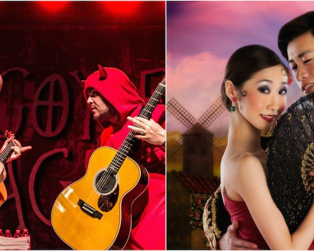 Top 5 things to do in Singapore this week: 1st – 7th December 2014