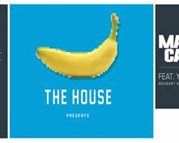 THE HOUSE x MATT CASELI x FRIDAY 14.08.2015