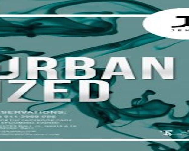 Urbanized at JENJA