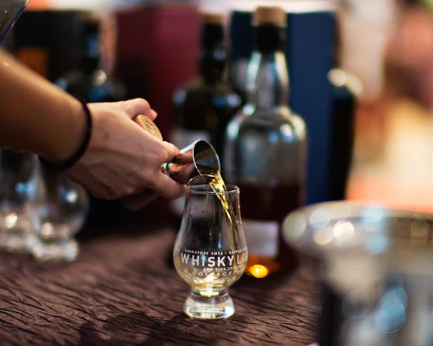 Explore the World of Rum at Whisky Live Singapore 2015