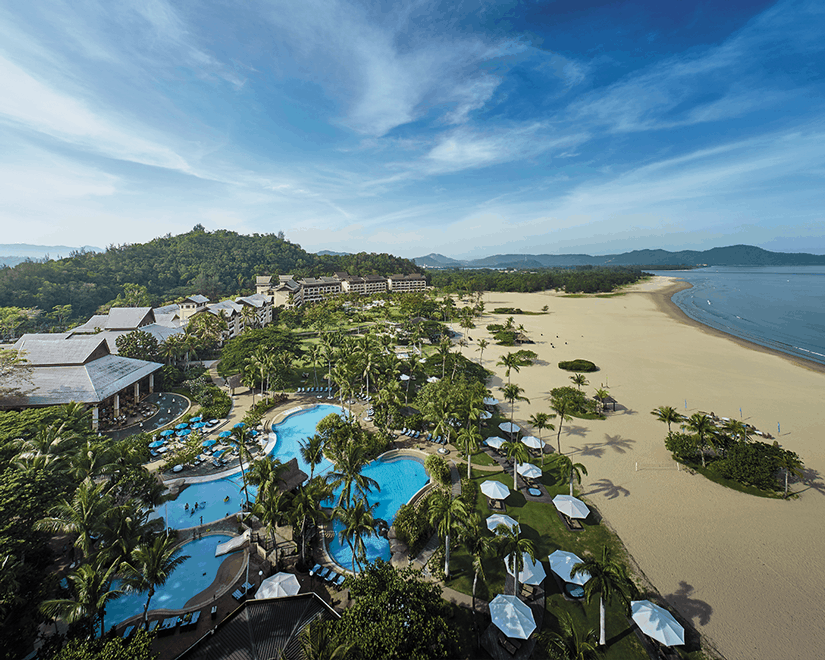Find Your Shangri-La in Kota Kinabalu with Two Charming Resorts