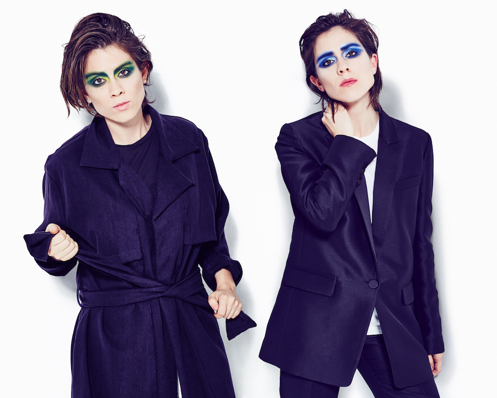 Tegan and Sara Live in Singapore