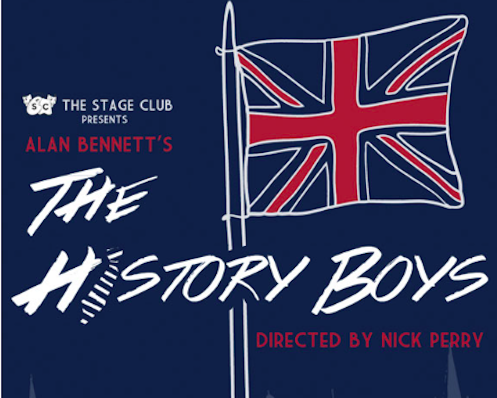 The Stage Club Presents: The History Boys by Alan Bennett