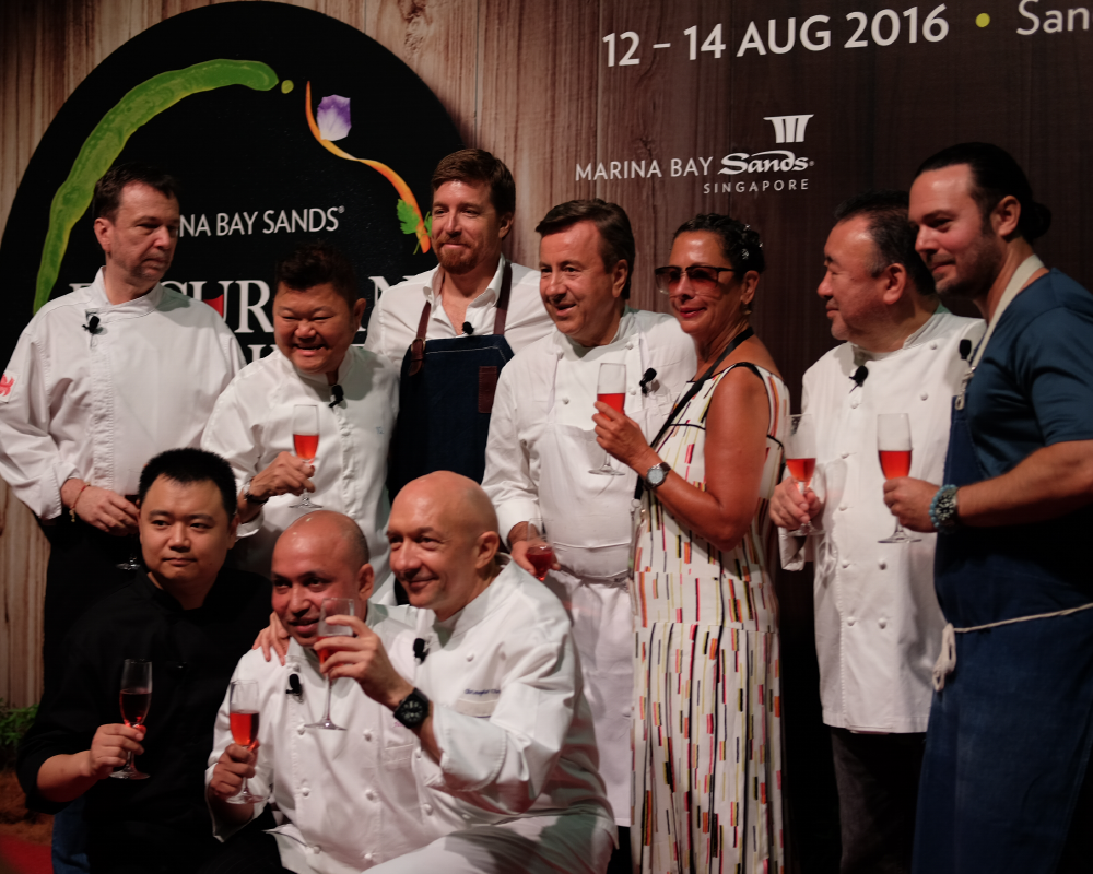 The Insider Guide To Marina Bay Sand's Epicurean Market 2016