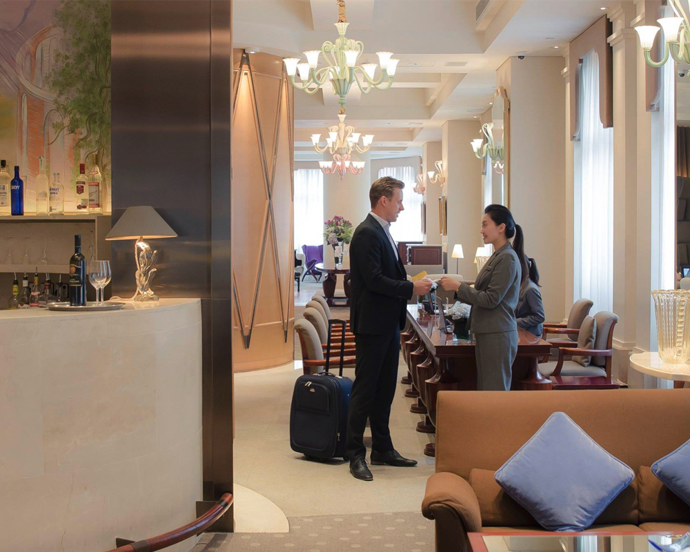 Lanson Place Hotel Hong Kong: Haven In The Heart of the City