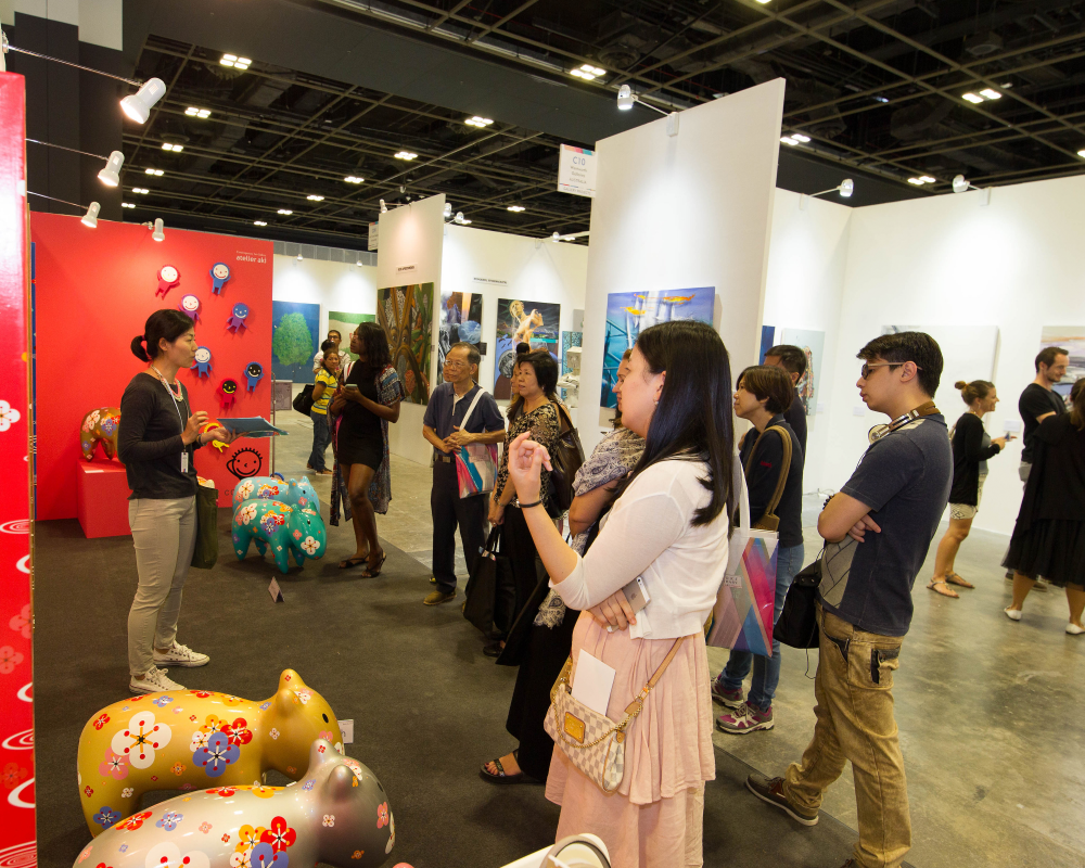 What To See At Singapore Contemporary Art Show 2017
