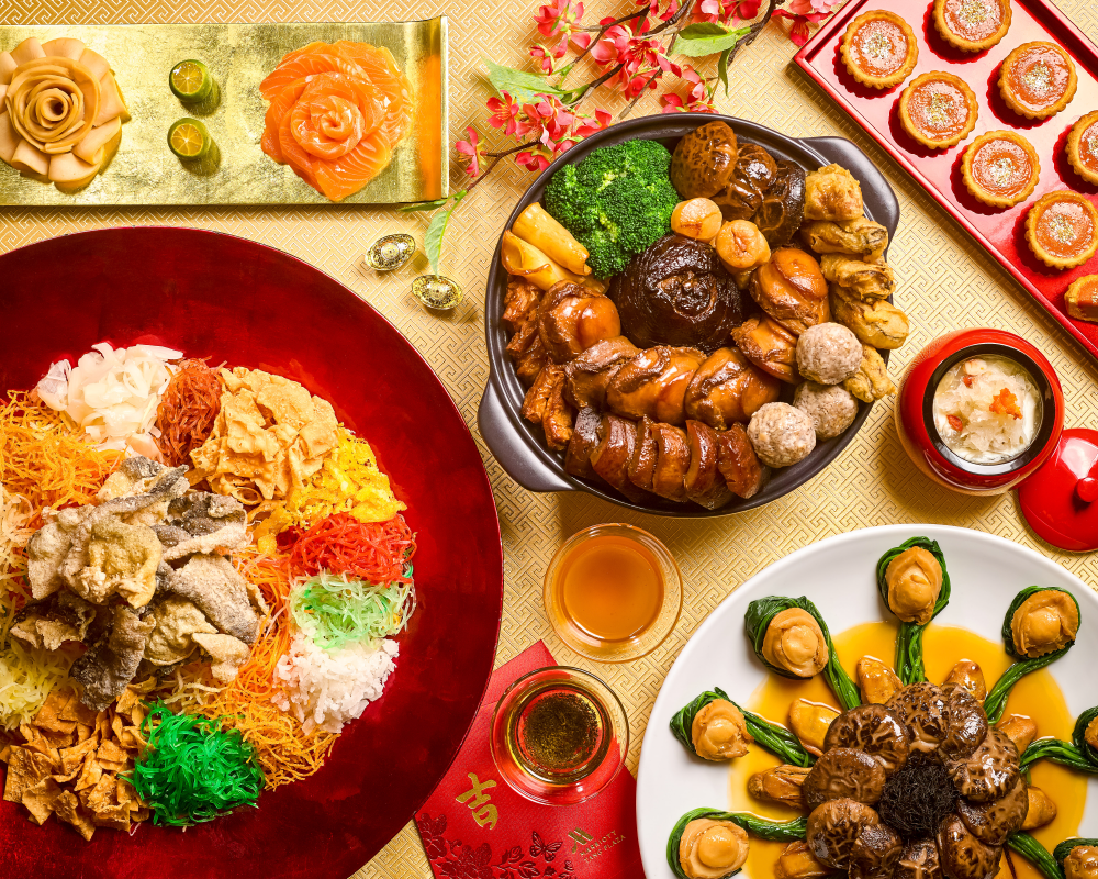 2017's 11 Best Chinese New Year Reunion Meals For The Family