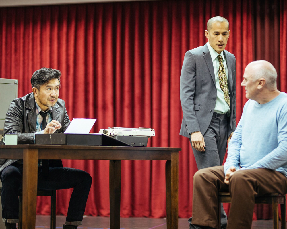 Pangdemonium's The Pillowman: A Darkly Hilarious & Compelling Tale