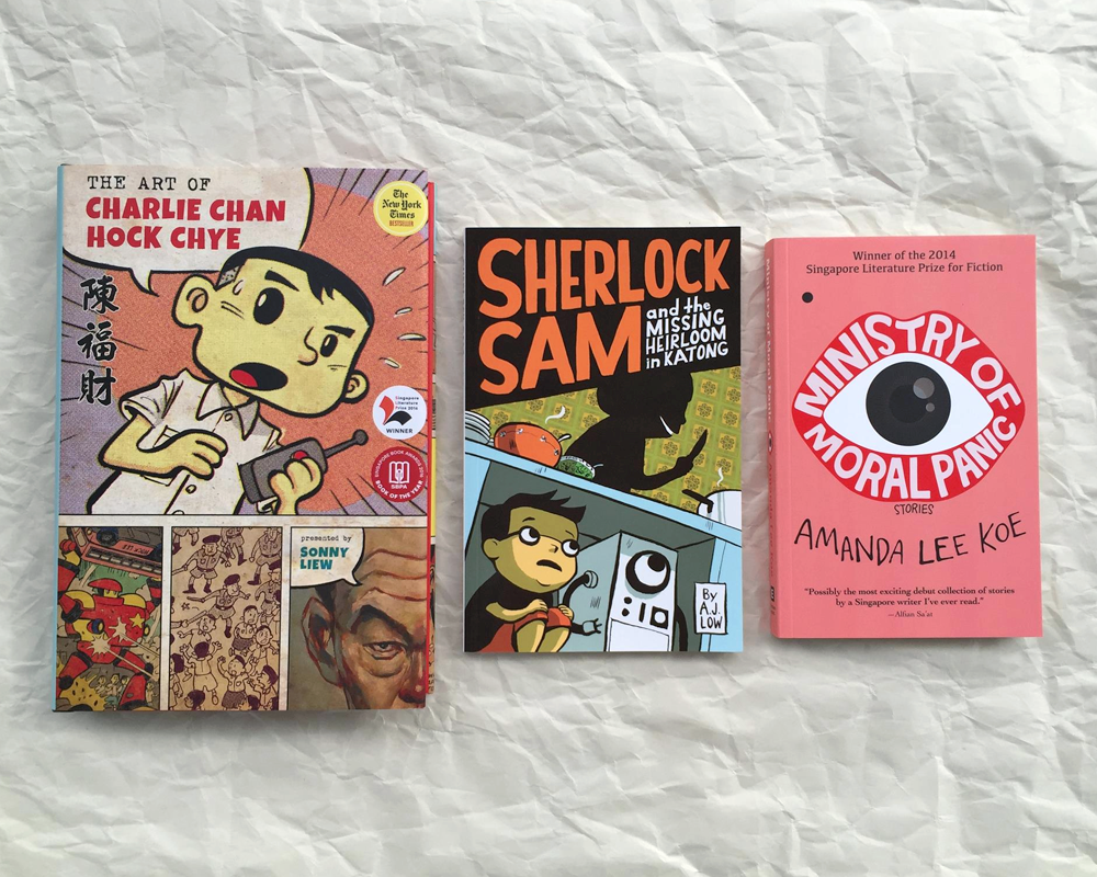 Fiction Books to Read: 7 Fascinating Singapore Storybooks You Probably Never Knew Existed