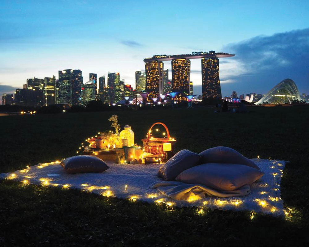Picnic Planners in Singapore: Where to Get Packed Picnic Baskets, Flowers, Fairy Lights, and More