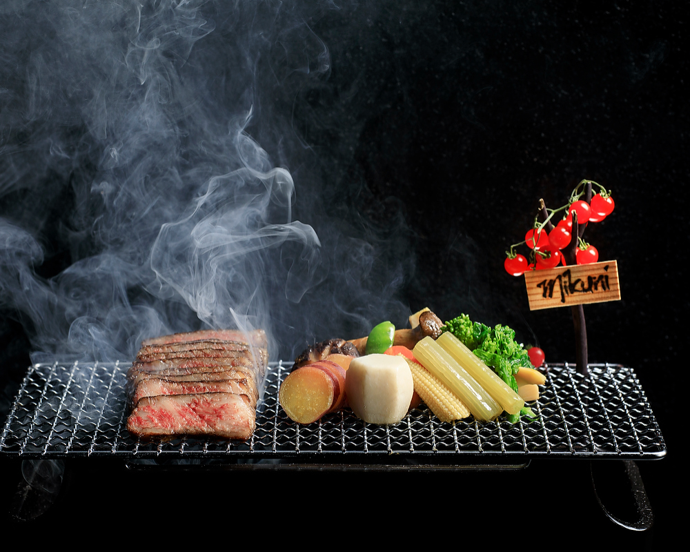 Refreshed Japanese Multi-Concept Dining and New Chefs at Mikuni, Fairmont Singapore