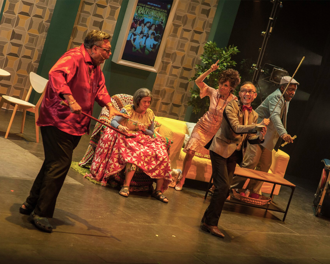 Theatre Review: Forever Young, The New Jukebox Musical by Sing'Theatre
