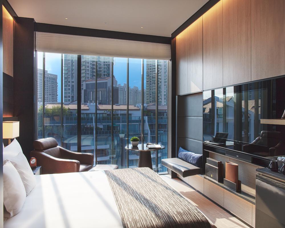 Singapore Staycation Spotlight: InterContinental Singapore Robertson Quay
