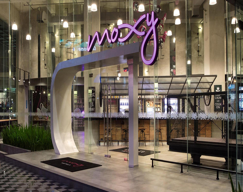 Hotel Review: Moxy Is The Hippest Milliennial-Friendly Hotel in Bandung, Indonesia