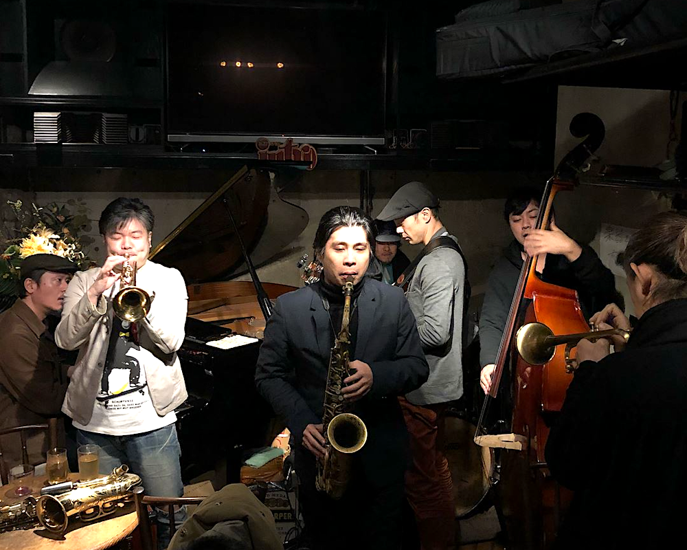 Best Jazz Bars and Cafes in Tokyo, Japan: Swinging City Haunts for Jazz Music Lovers