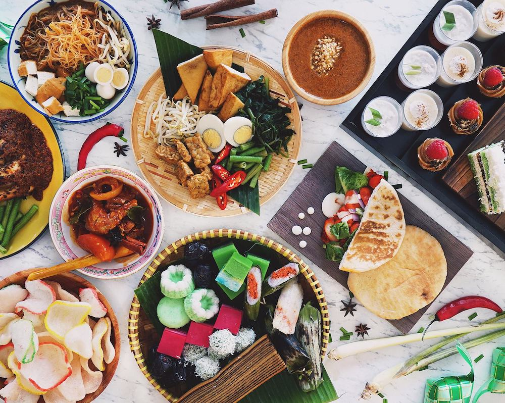 Best Halal Certified Buffets in Singapore For All-Inclusive Feasting