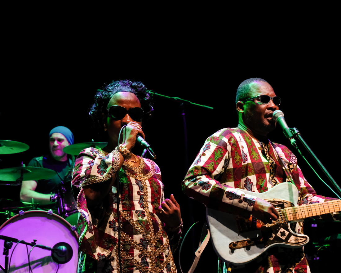 Concert Review: Grammy-Nominated Malinese Couple Amadou & Mariam Serenades Singapore Fans at Capitol Theatre