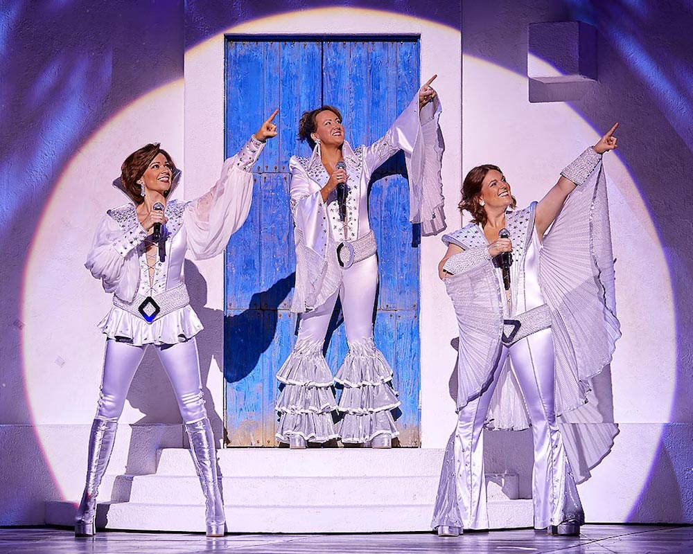 Theatre Review: Here We Go Again! MAMMA MIA! Returns To Singapore For Its Second Run