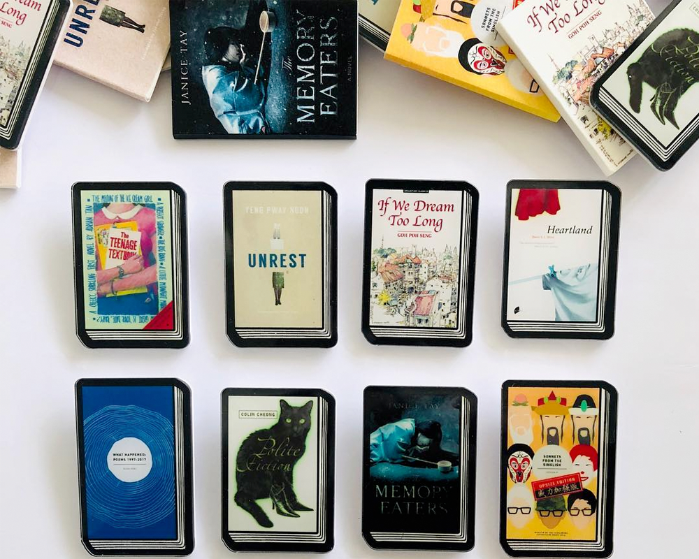 #BuySingLit Goes Bigger To Promote Singapore Writers In 2019