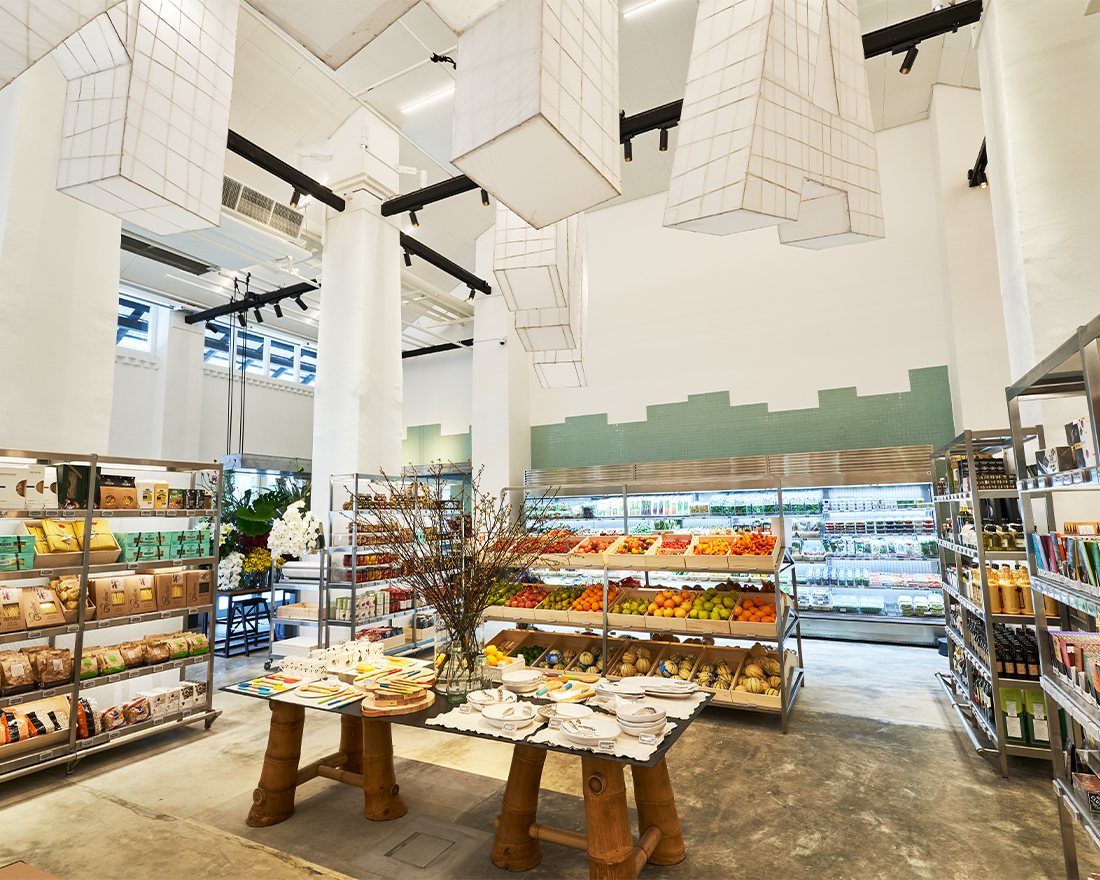 Culina At COMO Dempsey Singapore Is A One-Stop Shop For All Your Gourmet Grocery Needs